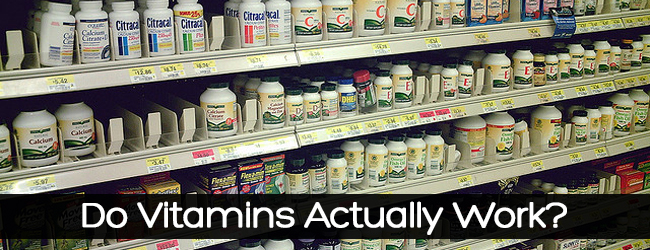 Do Vitamins Work?