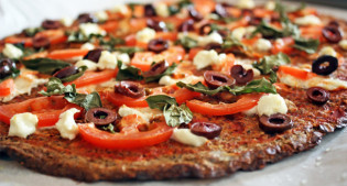 Paleo Pizza Recipe