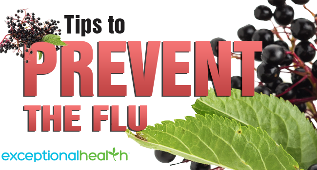 Tips to prevent the flu