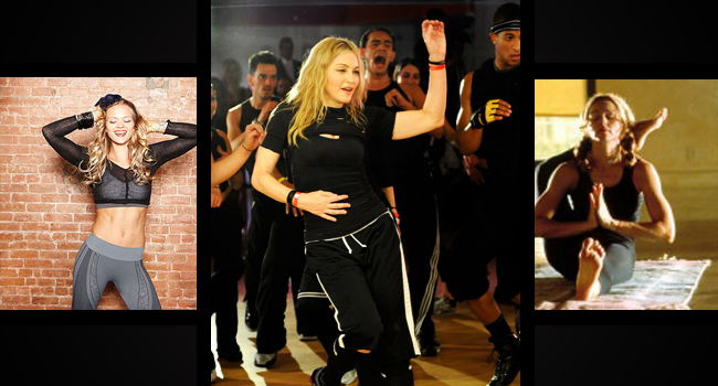 Health Secrets of Madonna