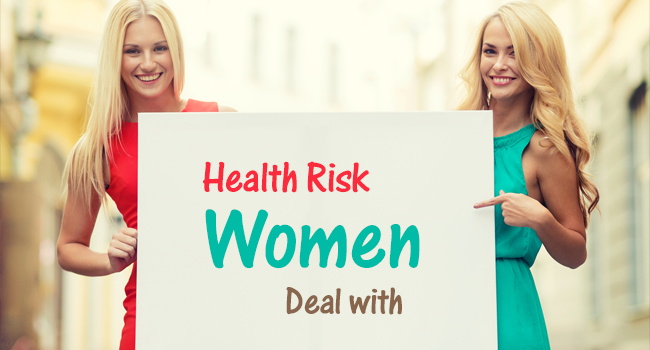 Health Risk Women Deal With